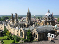 St Anne's College, Oxford