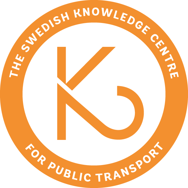 K2 – The Swedish Knowledge Centre for Public Transport logo